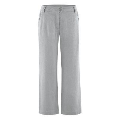 Pantalon femme taille haute coupe 7/8 quartz