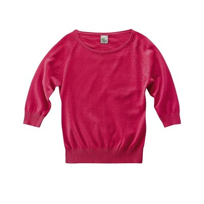 Pull sandy Hempage couleur chili
