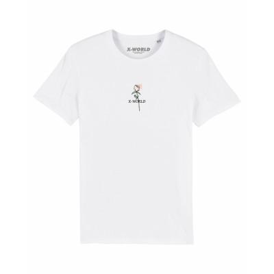 """T-shirt X-WORLD - """"Rose"""""""