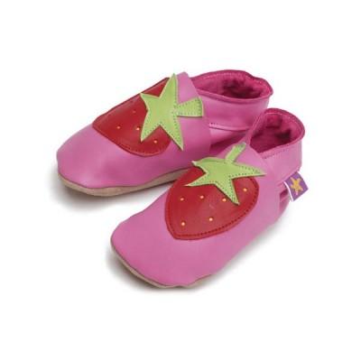 Chaussons enfants Starchild fraises (starwberry)