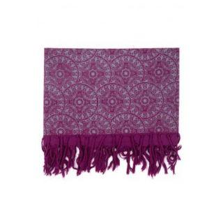 Cheche doux et léger purple tibetan
