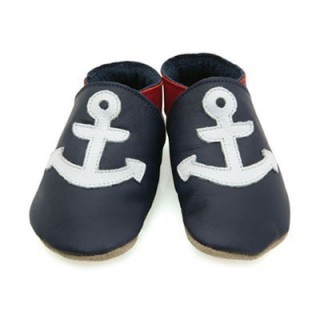 Chaussons Starchild ancre marine
