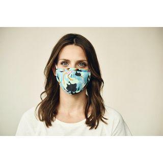 Masque de protection de taille moyenne pour le nez et la bouche