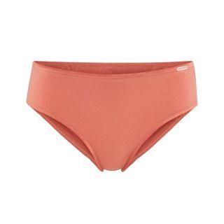 Slip rose femme coton bio Clarissa