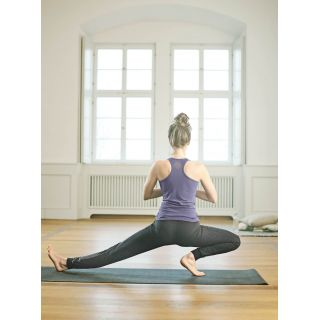 Débardeur femme pour le yoga, en chanvre et coton bio