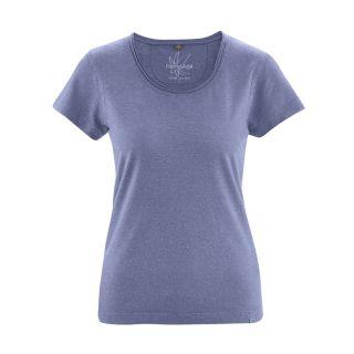+ de 20 couleurs au choix, t-shirt breezy lavendeen coton bio et chanvre femme