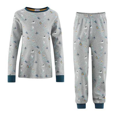 Pyjama enfant coton bio de la marque Living Crafts