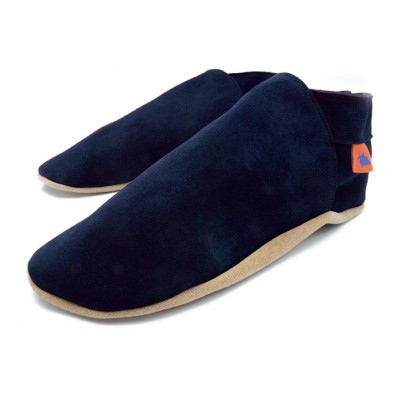 Jo navy chaussons adultes unis