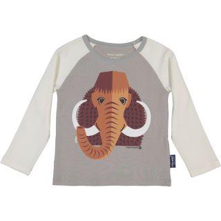 T-shirt raglan mammouth
