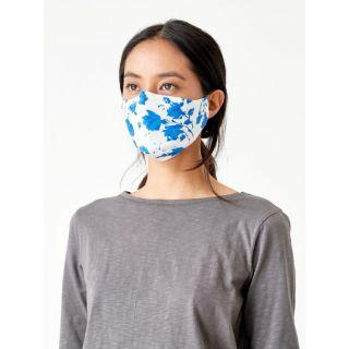 Masque facial taille unique en coton biologique