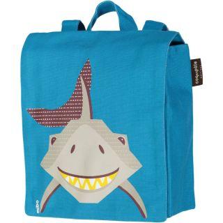 Sac à dos bleu requin de la marque Coq en Pâte