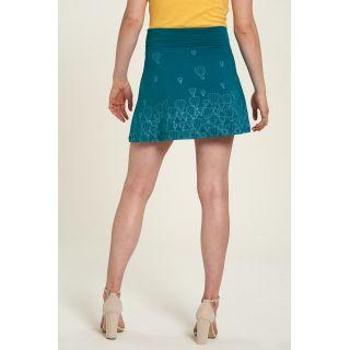 Jupe bleue montgolfière Tissu Jersey