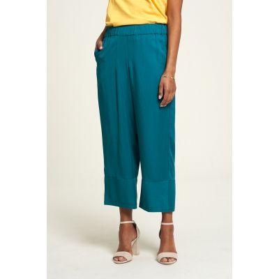 Pantalon EcoVero atlantique