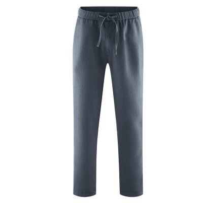 Pantalon 100% Chanvre Hempage noir