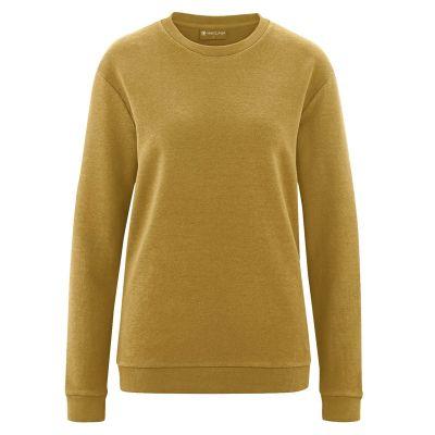 Sweat shirt unisexe peanuts en chanvre et coton bio