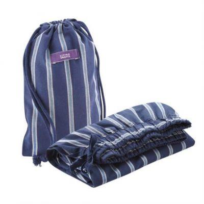 Pantalon de pyjama court et sac de transport