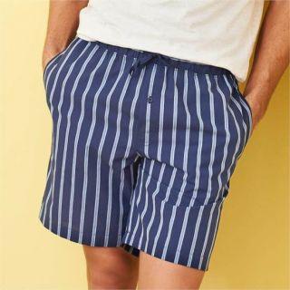 Pantalon de pyjama court pour homme