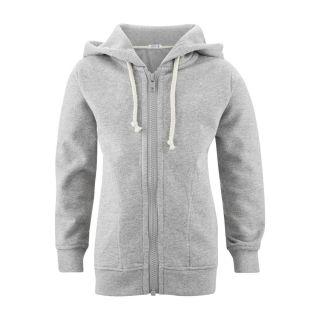 Sweat gris en coton bio pour enfant