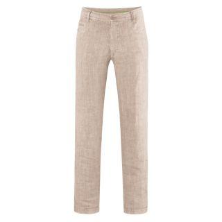"""pantalon vintage """"métro"""" couleur sable"""