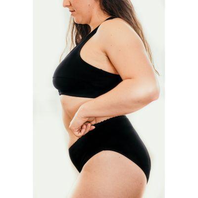 Culotte menstruelle 100% coton biologqiue