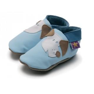 Chien baby blue Starchild