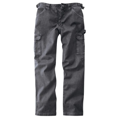 Cargo field pants noir
