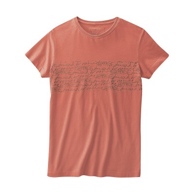 T-shirt bio grenade