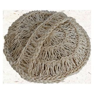 exfoliant en vetiver et sisal
