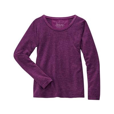 tee-shirt manches longues femme coton bio chanvre berry
