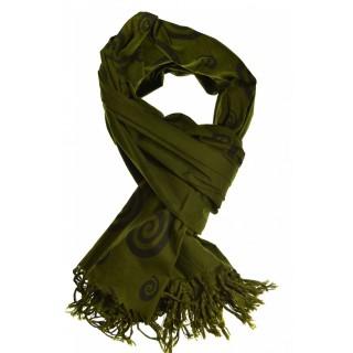 Cheche foulard spirales