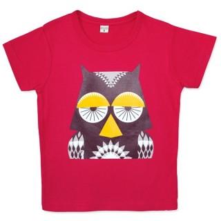 T-shirt Chouette