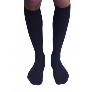 Chaussettes hautes noires