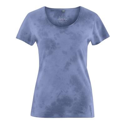 Batik Shirt bleu