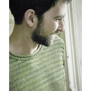 Pull bio pour homme Jonas, chanvre et coton bio