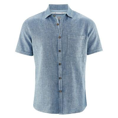 Chemise couleur bleu clair