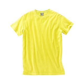 T-shirt bio jaune citron