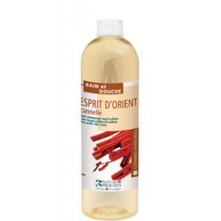 BAIN DOUCHE ESPRIT D'ORIENT 500ml cannelle/orange