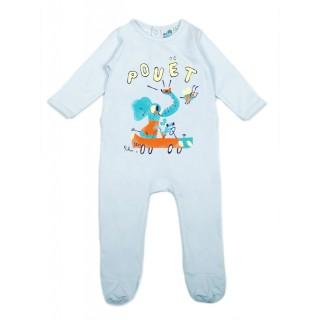 Pyjama coton bio bébé