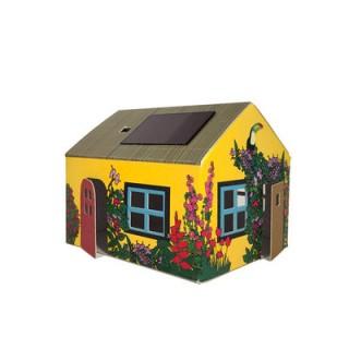 Veilleuse carton maison Brésil