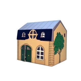Veilleuse carton maison Paris