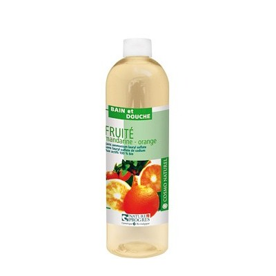 BAIN DOUCHE ESPRIT D'ORIENT 500 ML CANNELLE/ORANGE