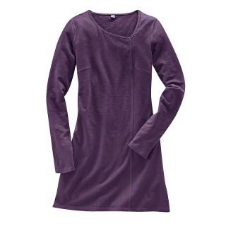 Robe violette Diana