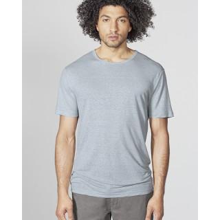 T-shirt homme 100% chanvre bio et équitable col rond