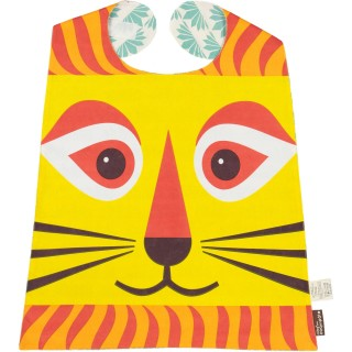 Grande serviette lion