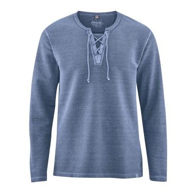 T-shirt bio homme manches longues coton bio chanvre