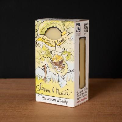 Savon beurre de karité de la savonnerie Les Savons d'Orély