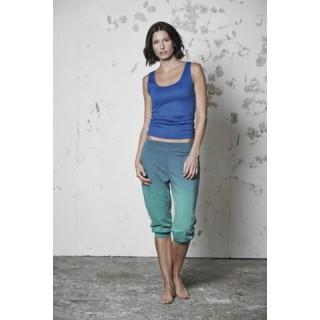 Pantacourt femme chanvre coton bio Summer