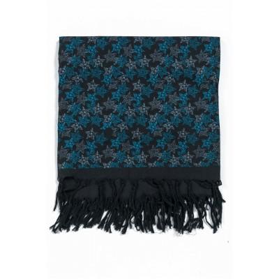 6038f6382e6 Chèche foulard imprime original étoiles - Sao-Bio