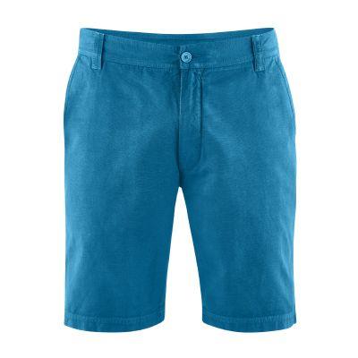 Short classic bio homme bleu atlantic