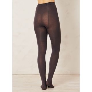 Collants en bambou taupe
